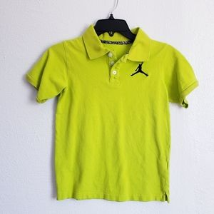 BOYS POLO SHIRT SIZE MEDIUM